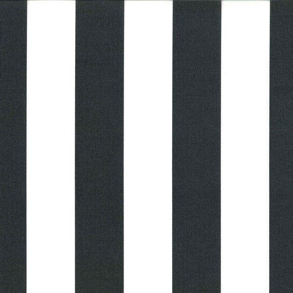 Veranda Jet  73% Polyester/ 27% Acrylic  Approx. 140cm | Vertical Stripe  Indoor/ Outdoor 40,000 Rubs