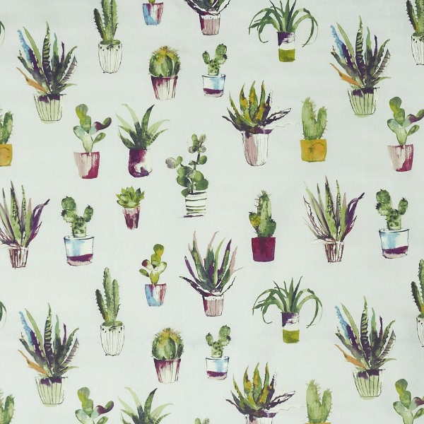 Cactus Jewel  100% Cotton  Approx. 140cm | 64cm  Curtaining
