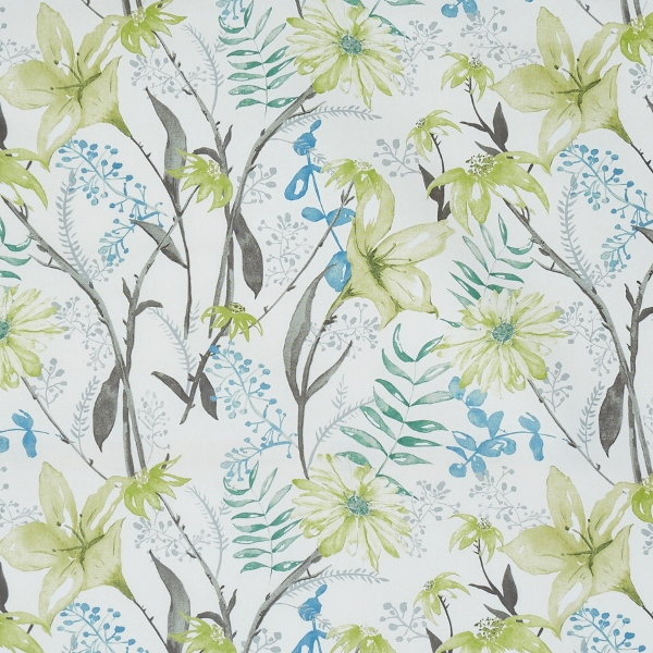 Roof Garden Fennel  100% Cotton  Approx. 140cm | 64cm  Curtaining