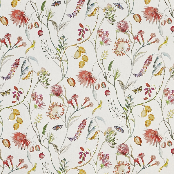 Grove Springtime  100% Cotton  Approx. 140cm | 64cm  Curtaining