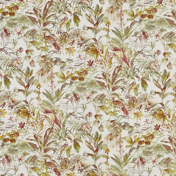 Paradiso Auburn  100% Cotton  Approx. 140cm | 64cm  Curtaining