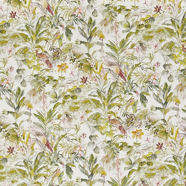 Paradiso Springtime  100% Cotton  Approx. 140cm | 64cm  Curtaining