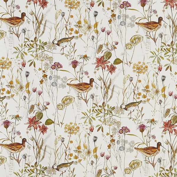Wetlands Auburn  100% Cotton  Approx. 140cm | 64cm  Curtaining
