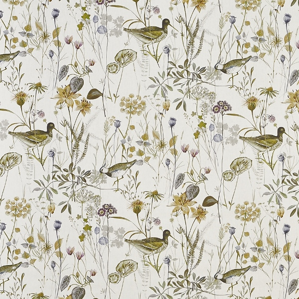 Wetlands Fennel  100% Cotton  Approx. 140cm | 64cm  Curtaining