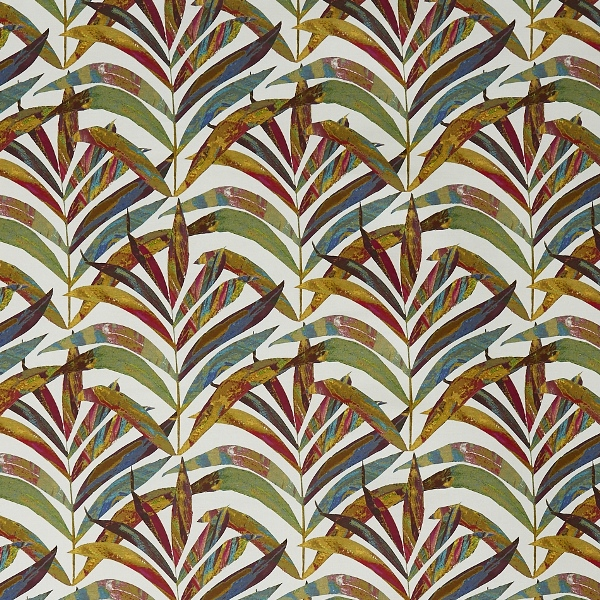 Windward Spice  59% Linen/ 41% Cotton  Approx. 138cm | 38cm  Dual Purpose 29,000 Rubs