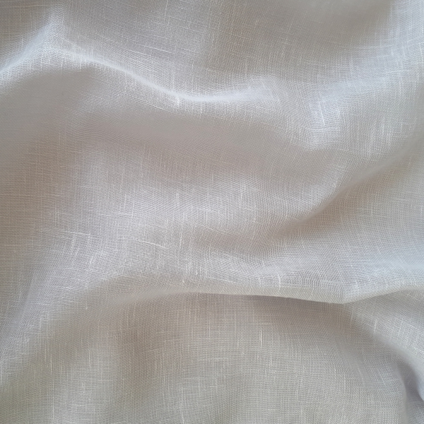 Muslin Quicksilver  100% Polyester  Approx. 300cm drop |  Plain  Curtaining