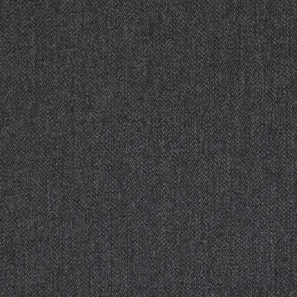 Talisman Charcoal  100% Polyester  Approx. 143cm | Plain  Upholstery 50,000 Rubs  Flame Retardant | Water Repellant