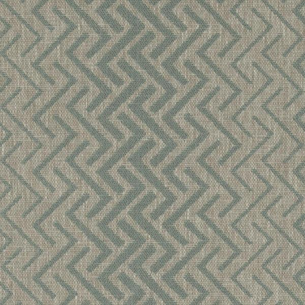 Glints Lagoon  47% Polyester/ 32% Cotton/ 21% Viscose  Approx. 138cm | 3.5cm  Curtaining & Accessories  Flame Retardant