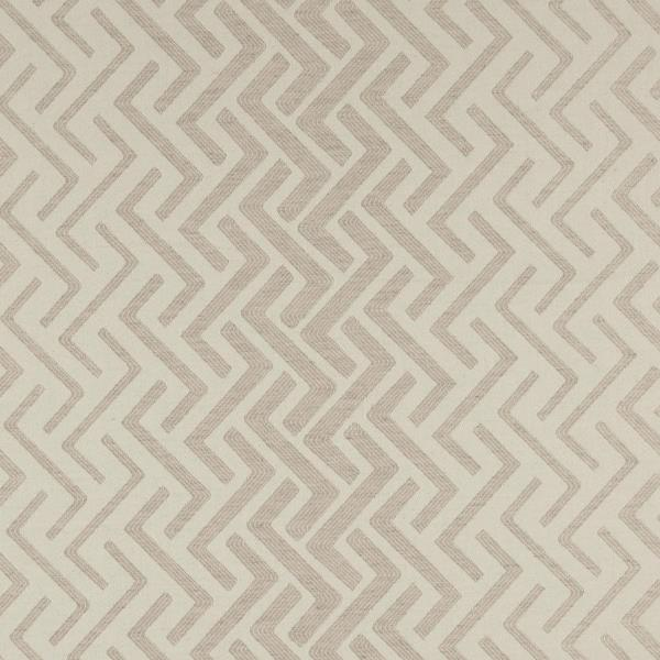 Relish Wheat  65% Polyester/ 25% Viscose/ 10% Linen  Approx. 142cm | 7.5cm  Curtaining & Accessories  Flame Retardant