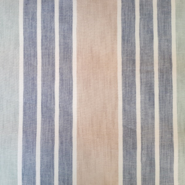 Stella Marina  100% Polyester  Approx. 300cm drop |  Vertical Stripe  Curtaining