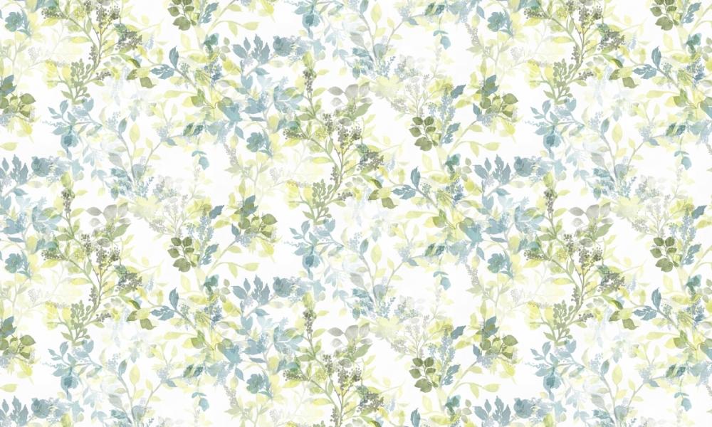 Mangrove Moss  100% Cotton  Approx. 280cm Drop (Railroaded)   V: 70cm H:70cm  Dual Purpose 20,000 Rubs