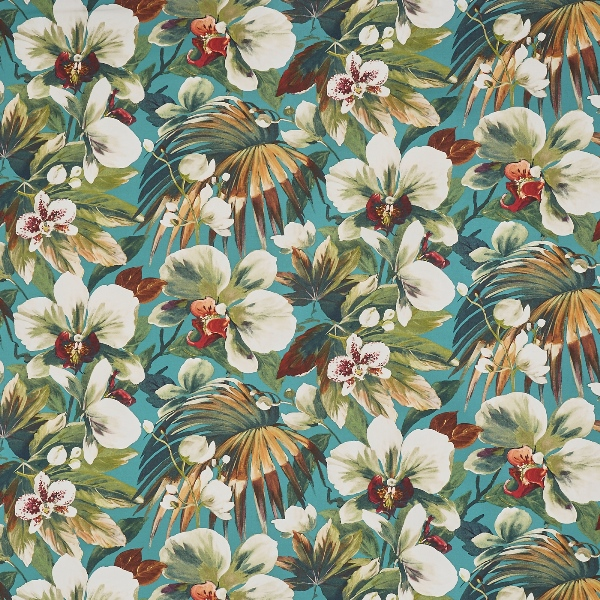 Moorea Pacific  100% Cotton  Approx. 137cm | 61cm  Curtaining