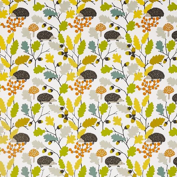 Prickly Zest  100% Cotton  Approx. 137cm | 32cm  Curtaining