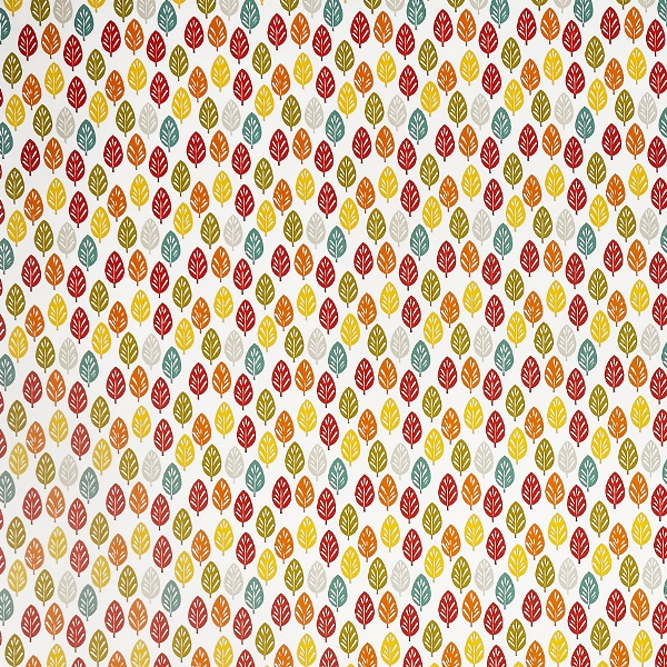 Spruce Carnival  100% Cotton  Approx. 137cm | 16cm  Curtaining