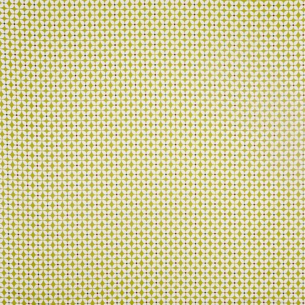 Zap Lime  100% Cotton  Approx. 137cm | 12.5cm  Curtaining