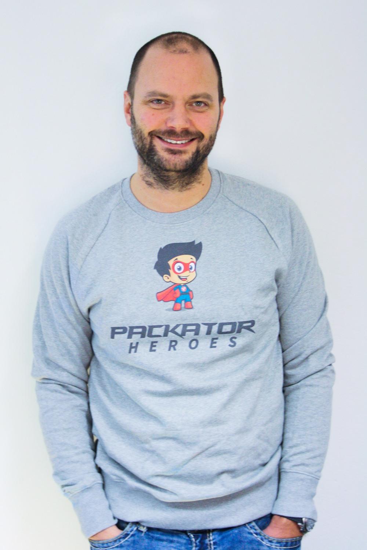 Packator-Geschäftsführer Michael Walser möchte mit seinem jetzt gestarteten Service ein vollkommen neues Versanderlebnis schaffen.