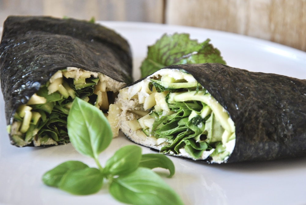 raw-vegan-nori-rolls
