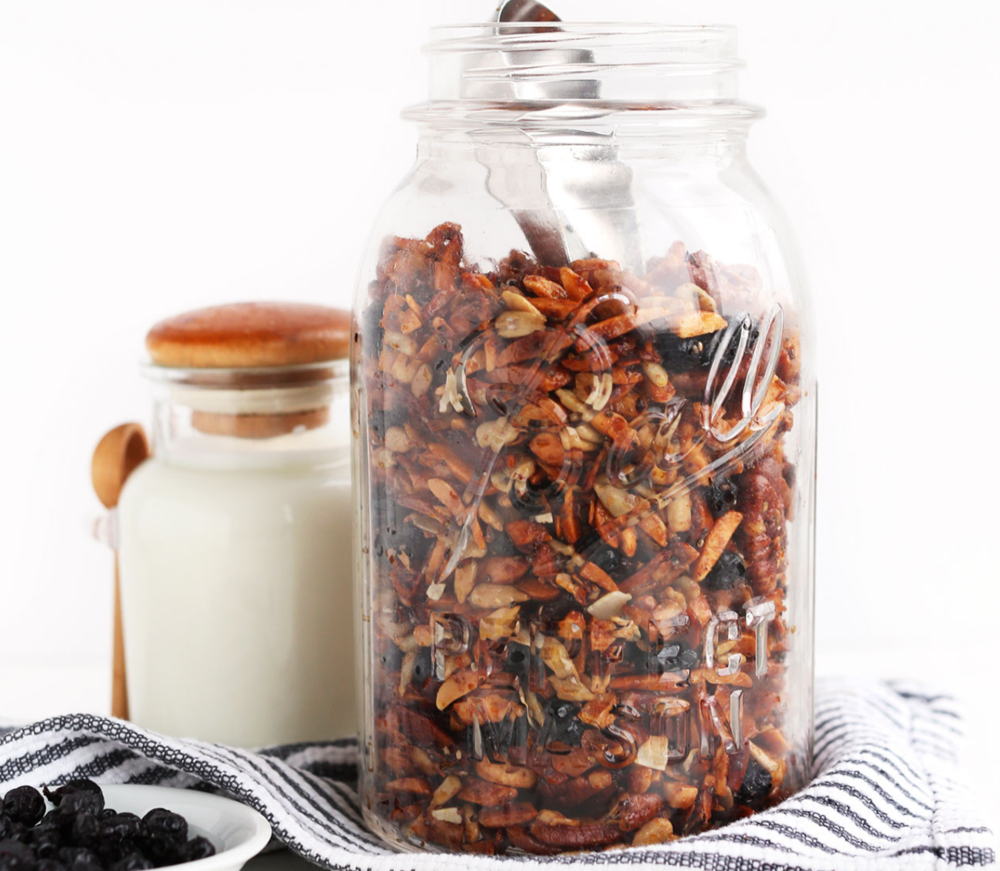 Minimalist Baker Vegan Grain-Free Granola