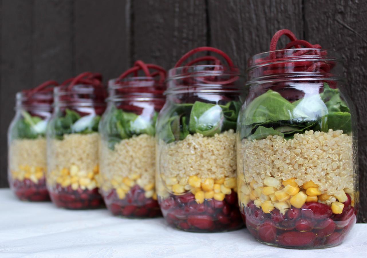 15 Autumn-Inspired On-The-Go Lunch Recipes (Vegan + GF) — PLANTSEEDS