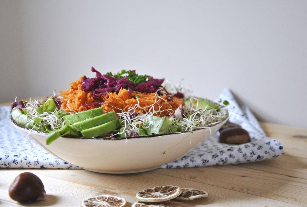 healthy-skin-autumn-salad