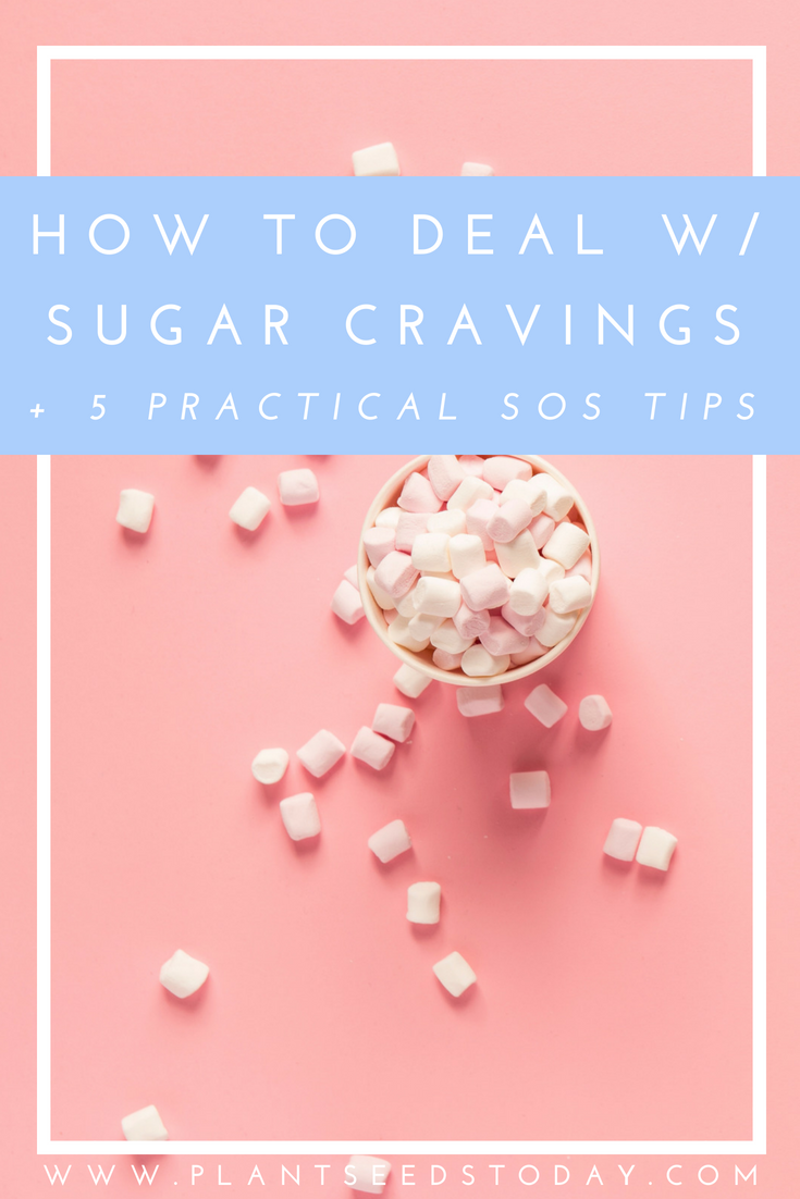 How to Deal w/ Sugar Cravings + 5 Practical Tips