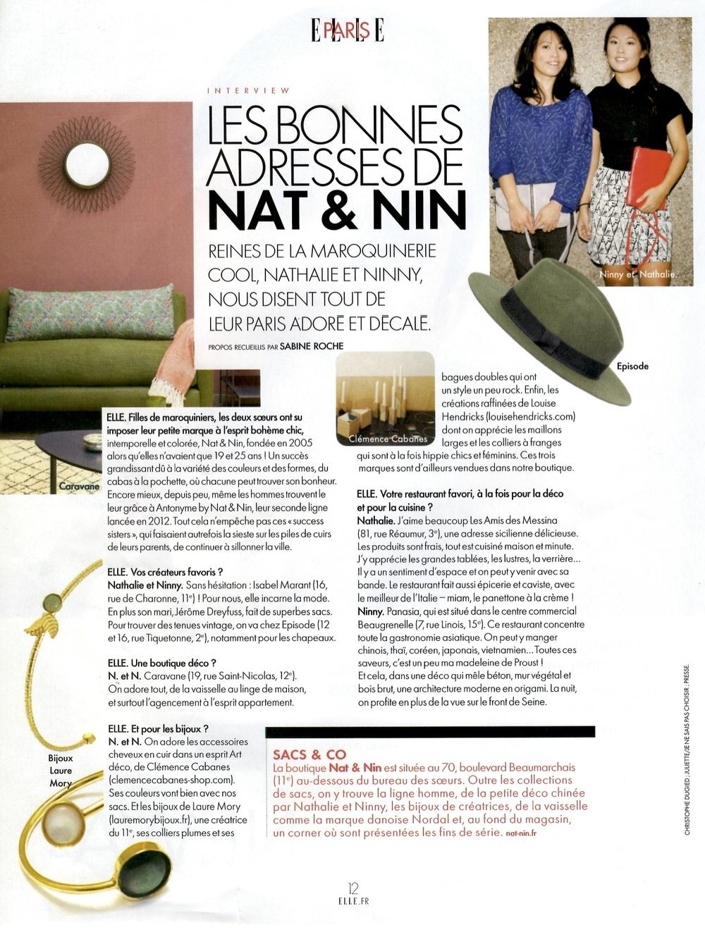 ELLE article pg 1.jpg