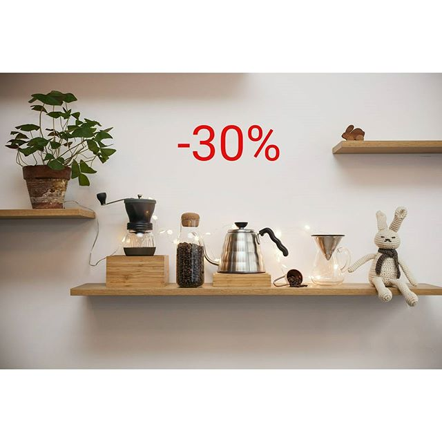 Pre-Christmas Sale starting today! 🎅 30% off ALL our Kinto, Hario and Jugetsudo items. You have no more to excuses to procrastinate your gift shopping 😉 #sale #christmasshopping #amamiparis #hario #kintojapan #jugetsudo #🎁 (photo by @jo_hallmann)