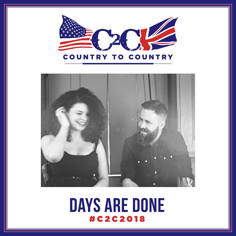 days are done C2C 2018