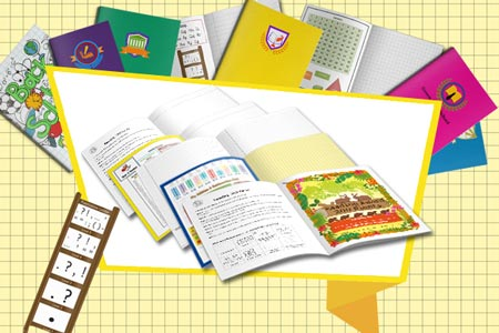 BESPOKE EXERCISE BOOKS Clarkeprint is a specialist producer of bespoke exercise books. We work closely with school staff to develop excellent learning resources, much more than an off the shelf plain exercise book. Visit our dedicated website at www.bespokeexercisebook.co.uk