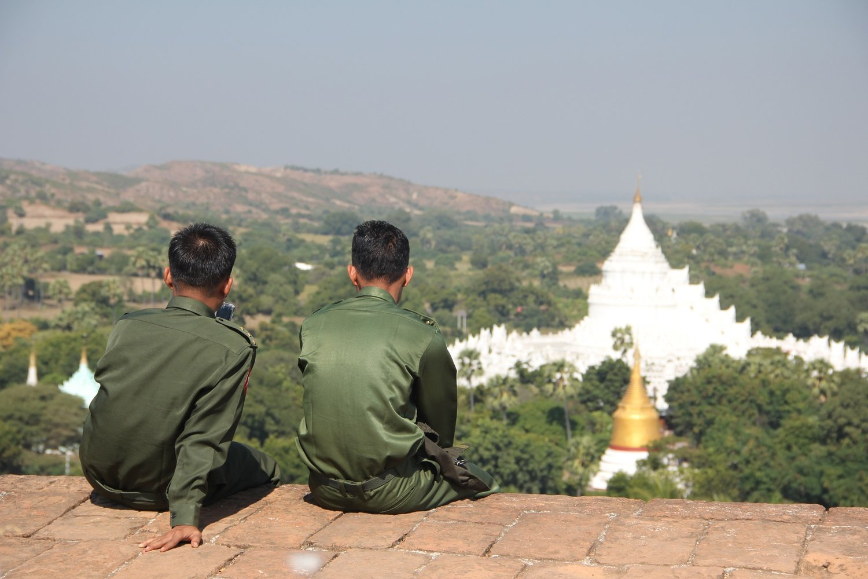 Myanmar — Building Back Better
