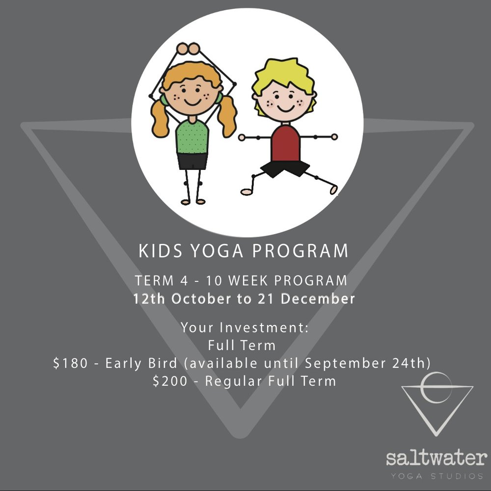 Kids Yoga - With Aimee Charles