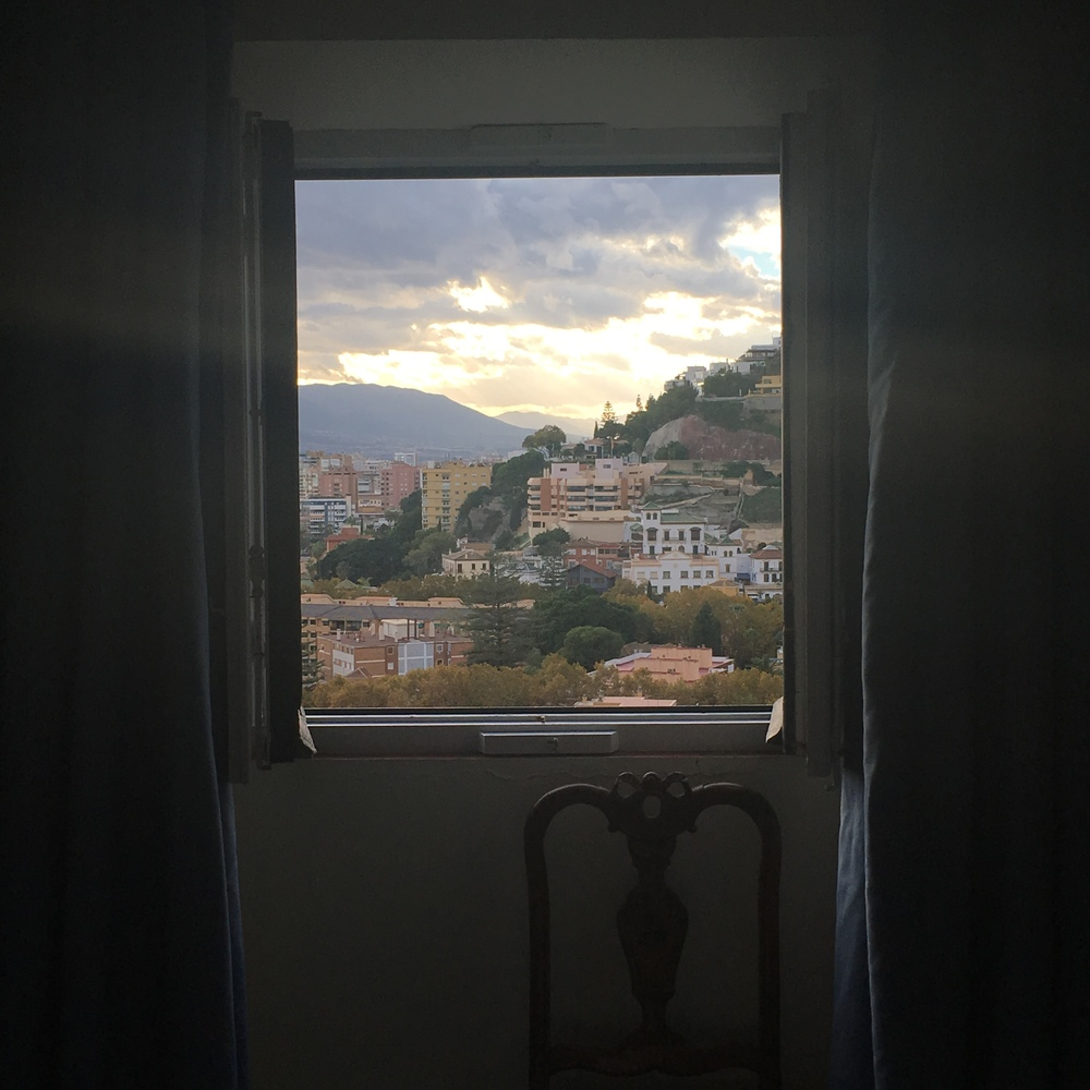 Room with a sunset view at Castello De Santa