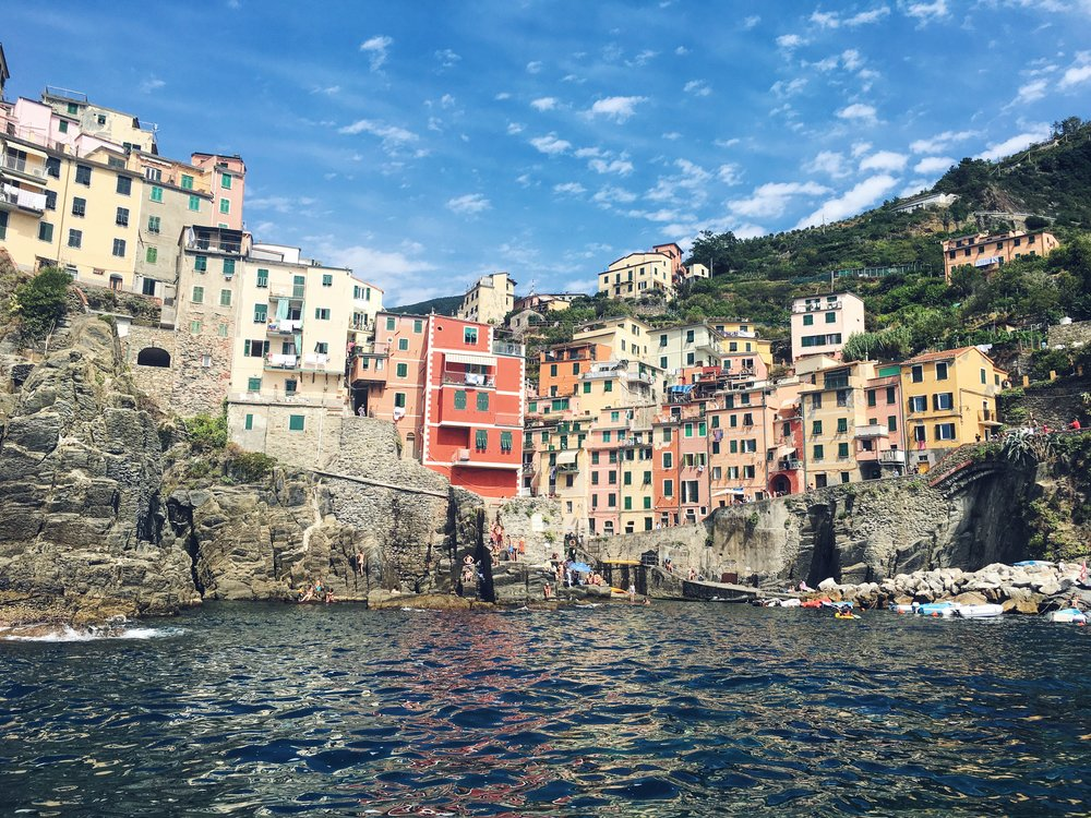Cinque Terre Italy by Lost In Love Photography