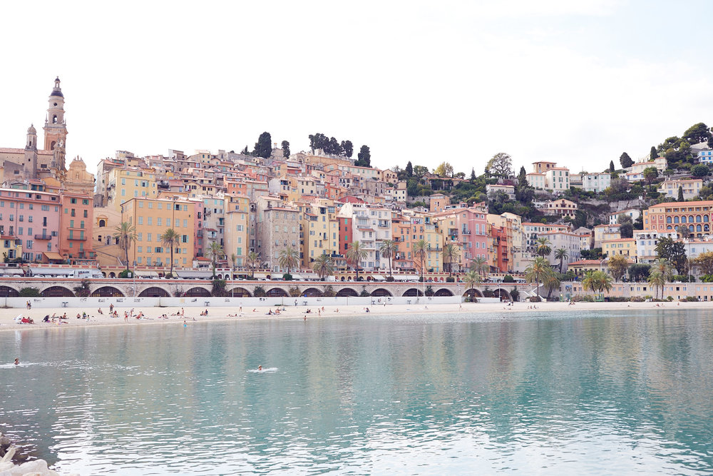 Menton France Lost In Love Photography