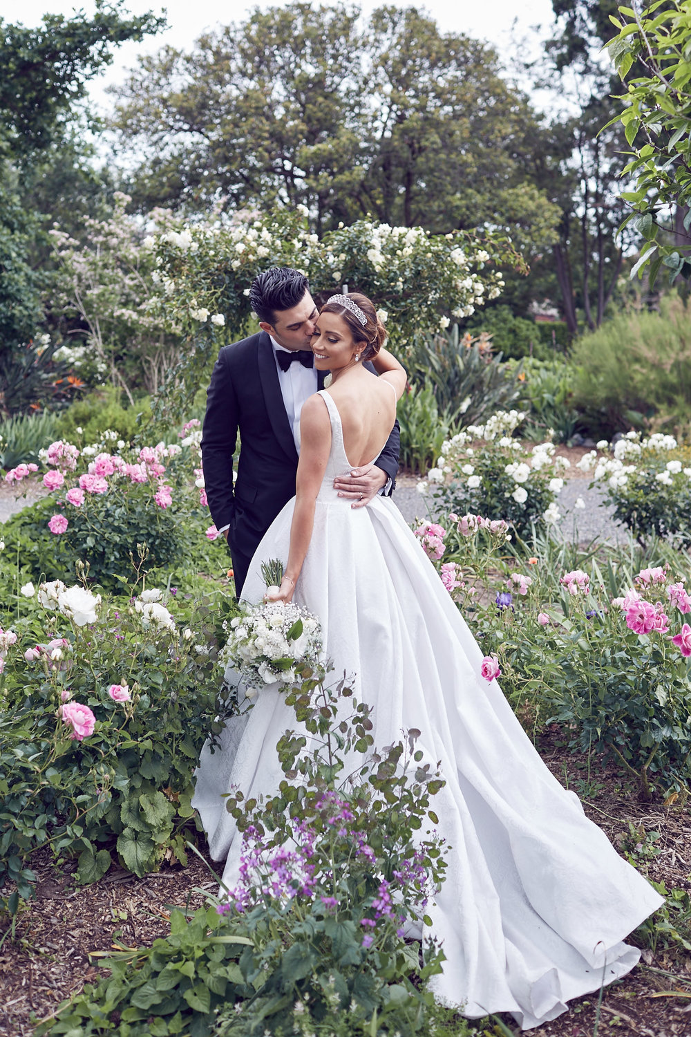 Sacre Coeur Melbourne wedding by Lost In Love Photography