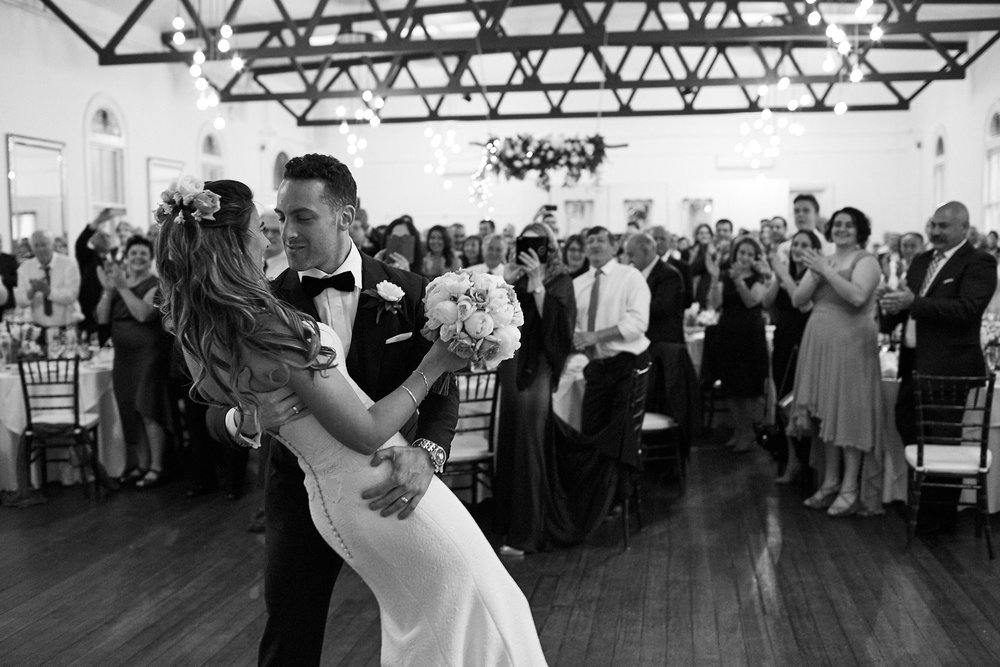 first dance abbotsford convent Lost In Love Photography