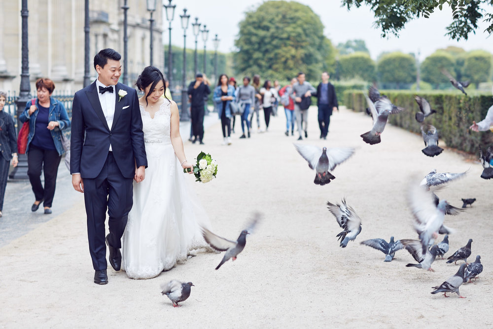 Paris Wedding photos Lost In Love Photography