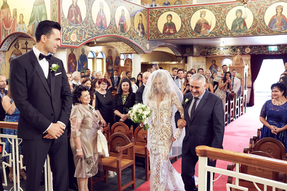 Greek Orthodox wedding Melbourne by Lost In Love Photography