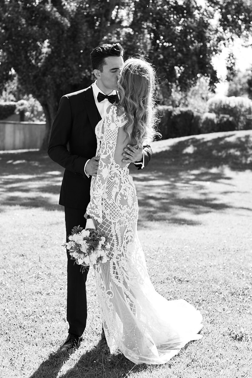 J'Aton Couture Stones of the Yarra Valley Wedding by Lost In Love Photography