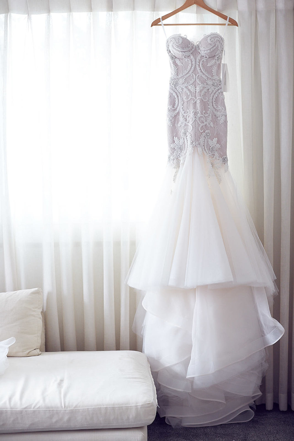 Steven Khalil wedding dress lost in love