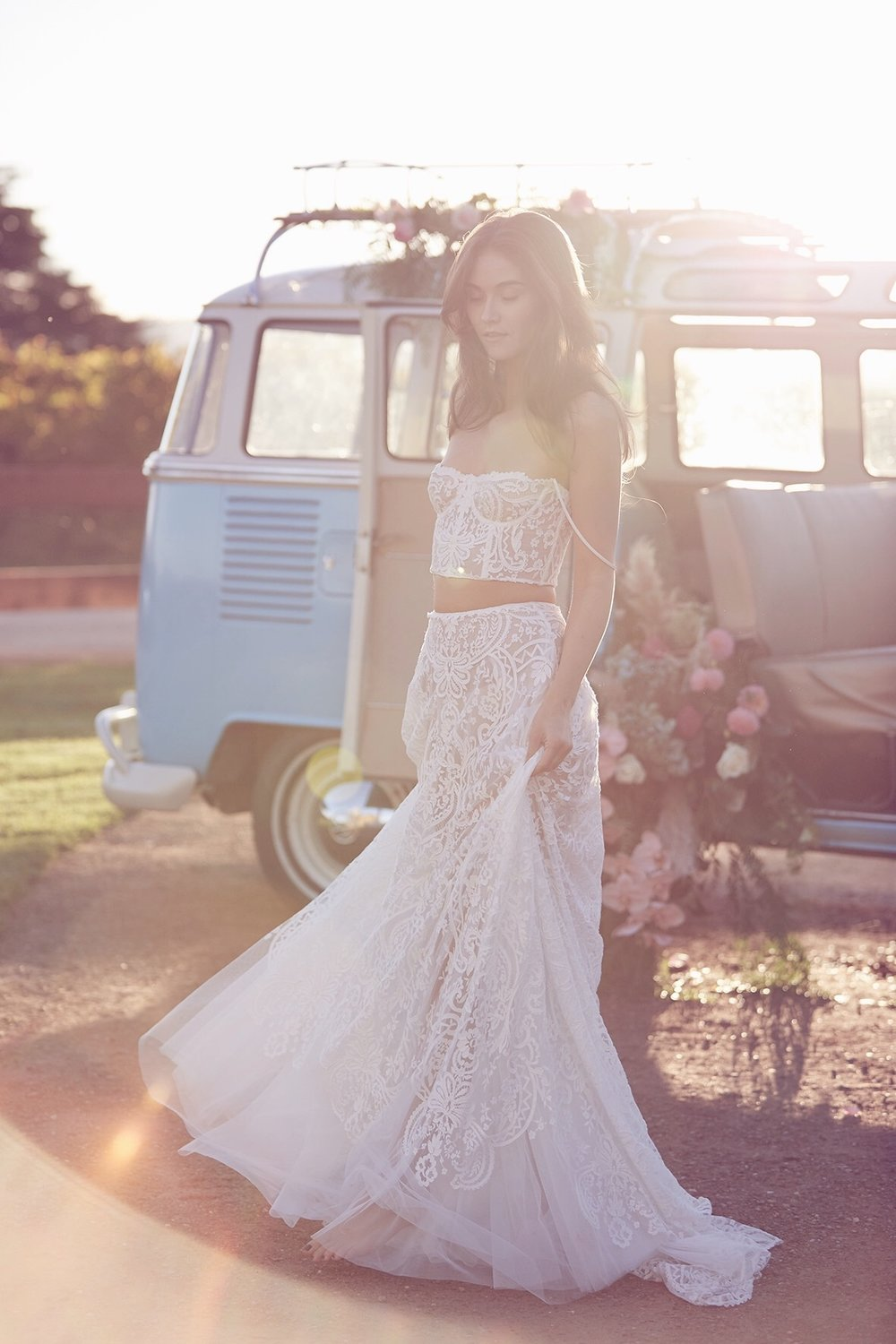 Kombi Flower Bomb by Lost In Love bridal editorial