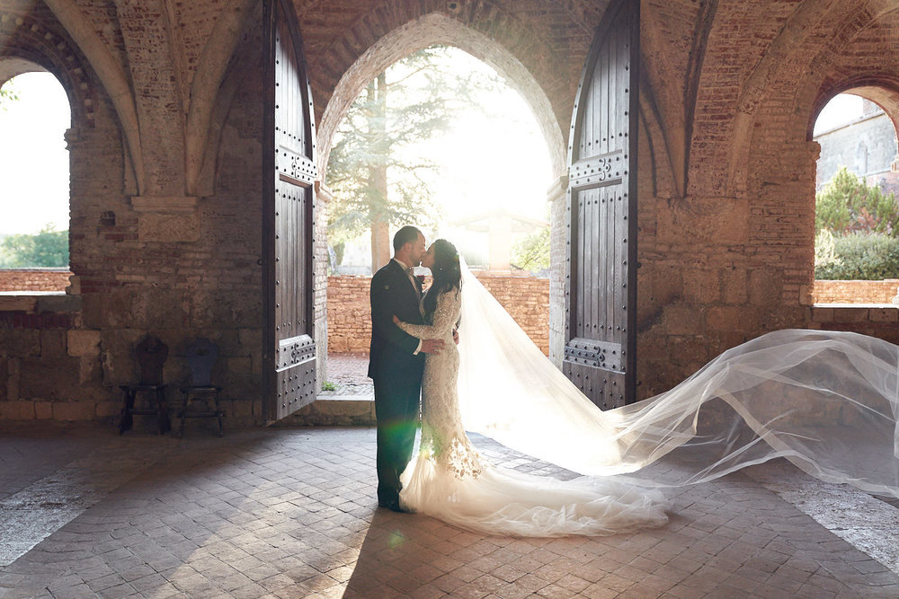 San Galgano wedding photo by Lost In Love Photography