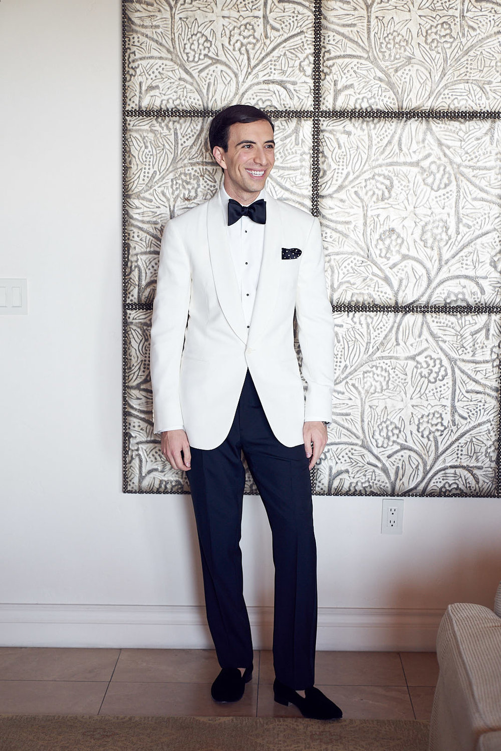 ralph lauren groom suit by Lost In Love Photography