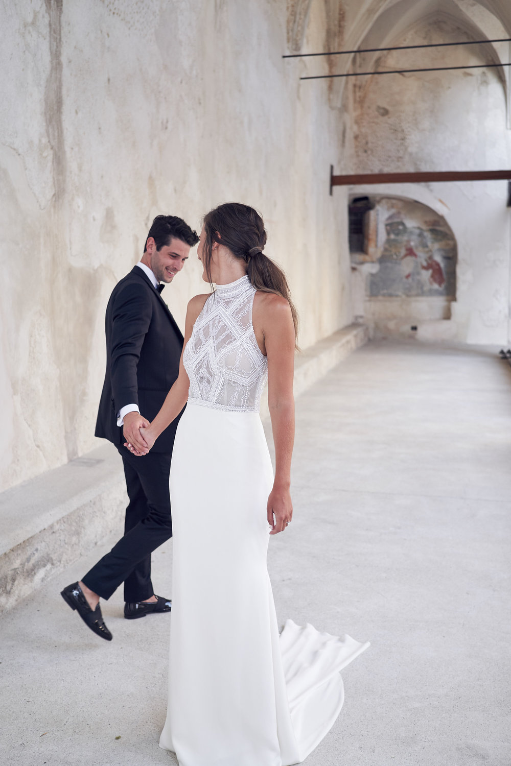 Intimate Wedding Amalfi Coast, Grand Hotel Convento, by Lost In Love Photography
