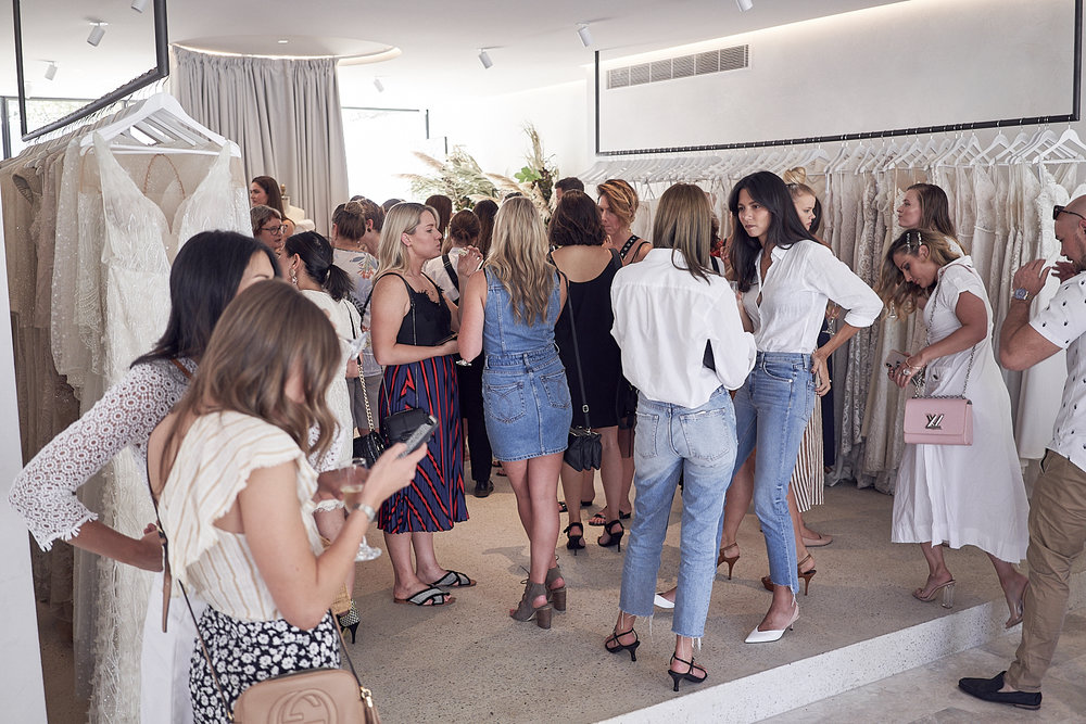 Mariana Hardwick Store launch lost in love photography