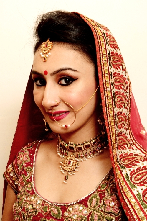 Beautiful Indian Bridal Makeup