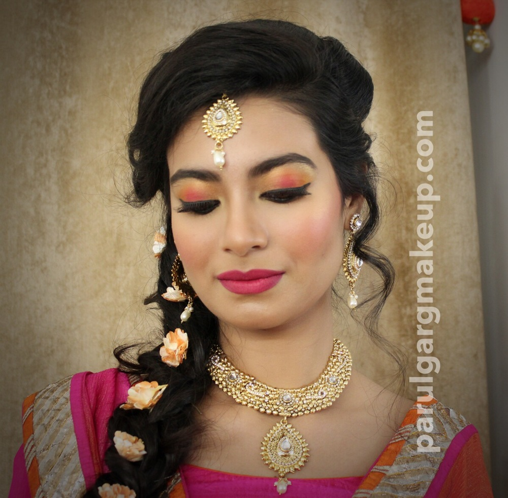 Engagement Makeup by Parul Garg Makeup Artist