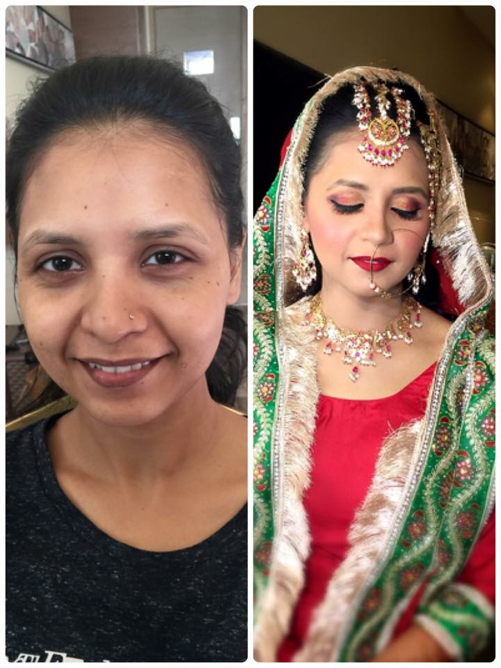 Muslim Bridal Makeup by Parul Garg