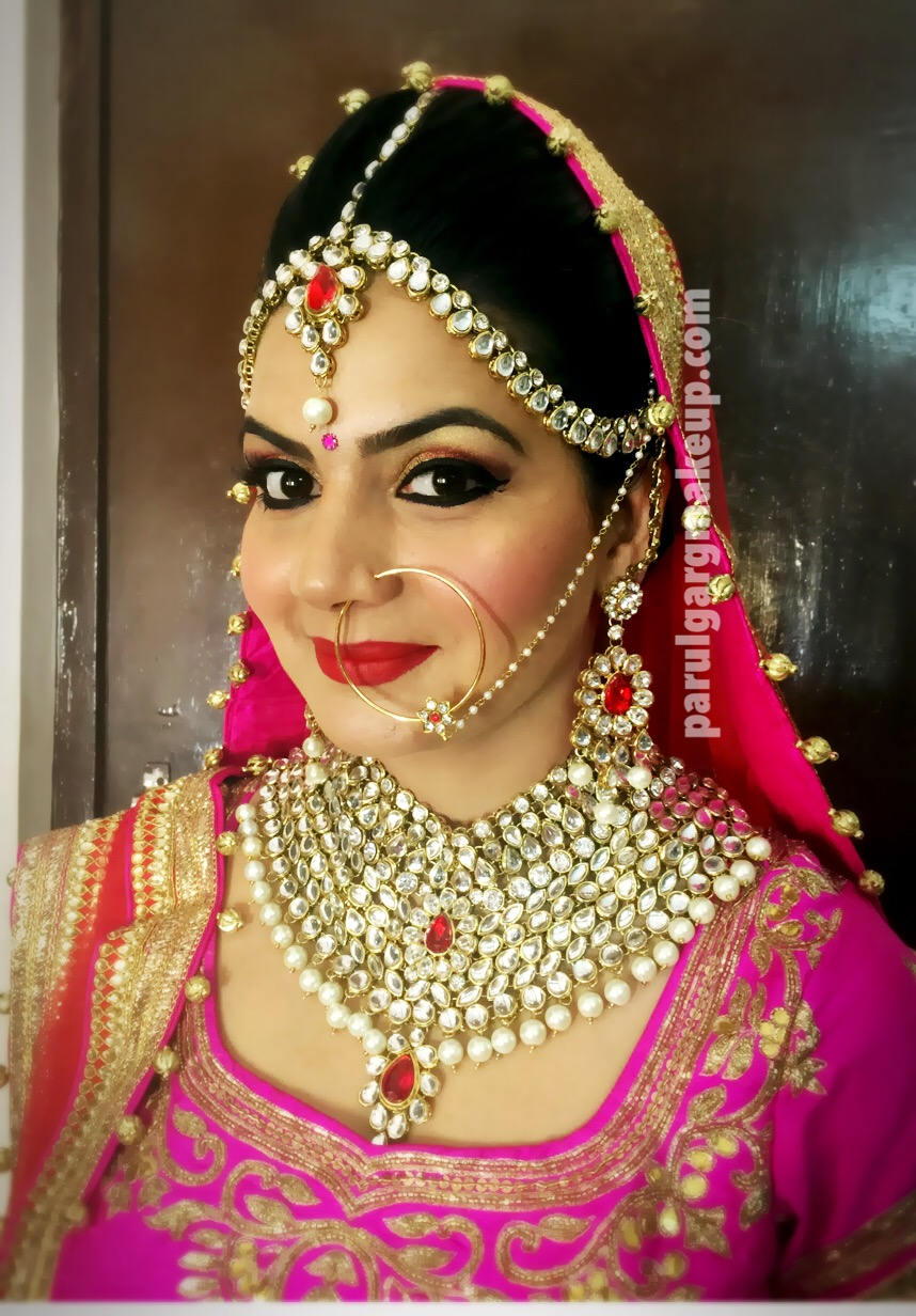 Bridal Makeup by Parul Garg
