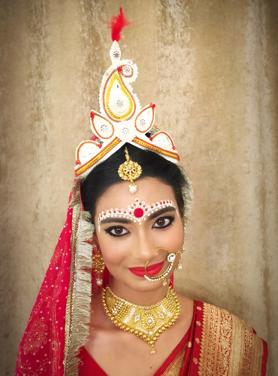 Bengali Bridal Makeup By Parul Garg Makeup Artist Delhi Parul Garg